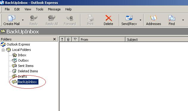 How to fix outlook express error code 0x800c0133-step-9